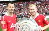 Sir Alex Ferguson góp phần tiến cử Giggs, Scholes cho Vingroup