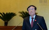 Chánh án Nguyễn Hòa Bình: Khởi tố bổ sung 3 bị can vụ Trịnh Xuân Thanh