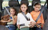 Phạt tiền người ngồi ghế sau ô tô không thắt dây an toàn từ 1/1/2018