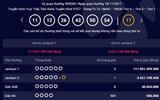 """Kết quả xổ số Vietlott hôm nay 18/11: Giải Jackpot tiếp tục """"nổ"""""""