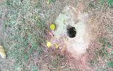 Xác định vật thể lạ phát nổ khiến 4 học sinh bị thương ở Thái Nguyên