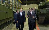 Tổng thống Nga yêu cầu các tập đoàn quốc phòng luôn sẵn sàng hoạt động như thời chiến
