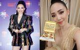 Tóc Tiên nhận giải Nghệ sĩ châu Á xuất sắc nhất Việt Nam tại MAMA 2017