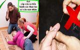 Sự thật thông tin dùng kim chích 10 đầu ngón tay có thể cứu người đột quỵ