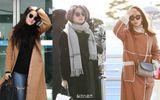 Dàn sao Hàn lên đường dự MAMA 2017: Thời trang sân bay sang chảnh, đầy khí chất