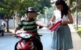 Điều tra vụ người phụ nữ bị giật túi xách chứa kim cương ở Sài Gòn