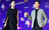 """Thảm đỏ MAMA 2017: Lee Young Ae, Song Joong Ki - xứng danh """"tượng đài nhan sắc"""""""
