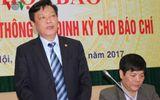 Thứ trưởng Bộ Nội vụ thông tin vụ mất hồ sơ của Trịnh Xuân Thanh