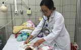 Tin mới về cháu bé có bệnh tình nặng nhất trong vụ trẻ tử vong ở BV Sản Nhi Bắc Ninh