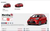 Bảng giá xe ô tô KIA mới nhất tháng 12 tại Việt Nam