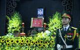 Lễ truy điệu và đưa tiễn phi công Nguyễn Thành Trung hy sinh tại Anh