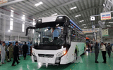 Khánh thành nhà máy bus công suất 20.000 xe/năm, lớn nhất Đông Nam Á