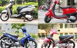 """Thị trường xe máy Việt: Tung chiêu kích cầu và cảnh """"cá lớn nuốt cá bé"""""""