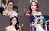 Chỉ mới đầu tháng 12, showbiz Việt đã có thêm gần chục Hoa hậu!