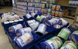 Cập nhật thêm 3 lô sữa Pháp nghi nhiễm khuẩn Salmonella Agona