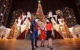 """Giới trẻ 3 miền nô nức đón Giáng sinh ở xứ sở """"Thiên thần"""""""