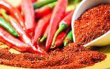 100% mẫu ớt bột khảo sát đều chứa độc tố gây ung thư