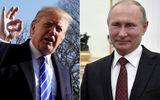 Tổng thống Nga Putin điện đàm cảm ơn Tổng thống Mỹ Trump vì giúp phá âm mưu khủng bố