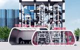 Alibaba tung máy bán xe ô tô qua hệ thống tự động