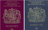 Hậu Brexit: Anh xác nhận đổi hộ chiếu về màu xanh và bỏ dấu EU