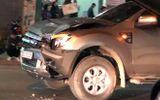 Làm rõ vụ xe ôtô đâm chết 4 người đi bộ qua đường