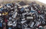 Từ 1/1/2018 sẽ có hơn 24.400 ô tô bị cấm ra đường