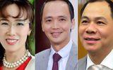 Lộ diện danh tính ba tỷ phú giàu nhất sàn chứng khoán Việt 2017