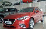 Bảng giá xe Mazda mới nhất tháng 1/2018 tại Việt Nam