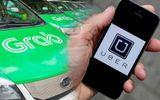 Đề xuất xe Uber, Grab phải dán logo