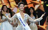 Cận cảnh vẻ nóng bỏng của Tân Hoa hậu Hoàn vũ H