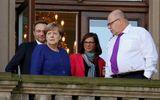 Đức bắt đầu các đàm phán lập chính phủ liên minh mới