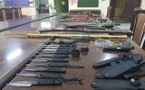 """Triệt phá kho vũ khí """"khủng"""" ở trung tâm TP.HCM"""