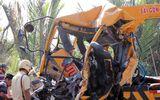 Hiện trường vụ tai nạn trên cầu Phú Mỹ khiến 3 người chết