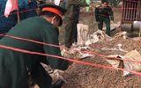Di chuyển 6 tấn đầu đạn được phát hiện trong vườn nhà dân ở Hưng Yên