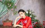 Hoa hậu Đỗ Mỹ Linh gợi ý chọn áo dài cách tân mặc Tết