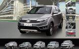 Ra mắt xe ô tô 4 chỗ của Triều Tiên