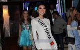 Tường Linh ngã bệnh nhưng vẫn nỗ lực tại Hoa hậu Liên Lục Địa 2017