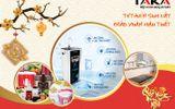 Taka ra mắt website bán hàng trực tuyến Takashop.vn