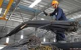 Thép Trung Quốc chiếm gần 47% tổng lượng thép thành phẩm nhập khẩu của Việt Nam
