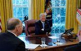 Ông Trump từ chối chuyển đại sứ quán Mỹ tới Jerusalem trong một năm