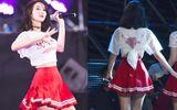"""Vòng eo quá nhỏ luôn phải """"buộc quần túm áo"""" của nữ idol Kpop"""