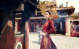 Hé lộ trang phục truyền thống của Tường Linh tại Miss Intercontinental 2017