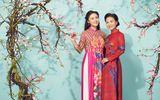 Văn Mai Hương khoe mẹ ruột trẻ trung, xinh đẹp trong bộ hình ngập sắc xuân