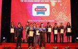 Tập đoàn SUNHOUSE tiếp tục nằm trong bảng xếp hạng Top 500 doanh nghiệp lớn nhất Việt Nam