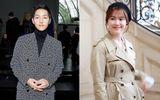 """Song Joong Ki - Song Hye Kyo """"nàng sến chàng sang"""" dự event ở Paris"""