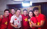 Hồng Sơn, Ngô Phương Lan cùng dàn sao Việt quay MV cổ vũ U23 Việt Nam