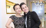 Nhạc sĩ Đức Huy, danh hài Việt Hương giản dị tới chúc mừng Nhật Kim Anh