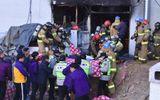 Tiết lộ nguyên nhân vụ hỏa hoạn ở Hàn Quốc khiến 41 người chết