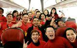 Bình Minh, Quyền Linh, Hoàng Bách đầy khí thế lên đường cổ vũ U23 Việt Nam