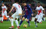 Highlights: Barcelona 2-1 Alaves (Vòng 21 - La Liga)